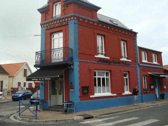 H tel picture of l 39 auberge de la marine le crotoy for Auberge de la maison tripadvisor