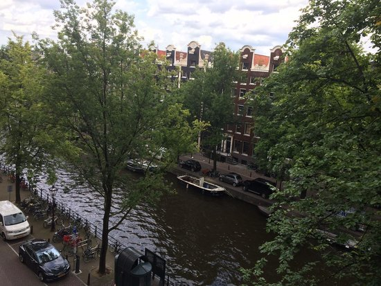 Dikker & Thijs Hotel: Room 408 view!