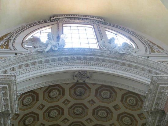 Basilica di Santa Maria degli Angeli e dei Martiri : Inside the Cathedral 2