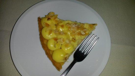 Hotel Ercolini & Savi: Vanille Creme Torte