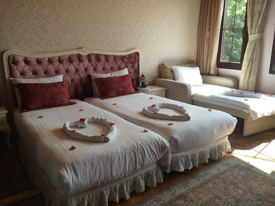 Esans Hotel: La nostra camera