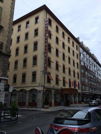 Best Western Hotel Strasbourg: 日內瓦車站附近的飯店