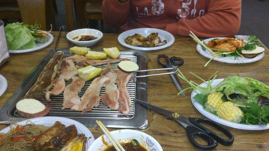 Tobaki Korean BBQ Restaurant