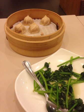 Din Tai Fung Pavilion KL: Lovely food
