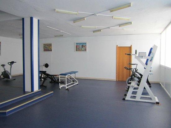 Hotel Pinero Tal: Fitnessraum