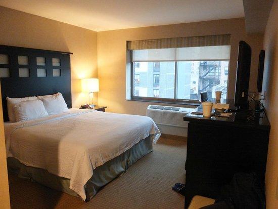 Fairfield Inn & Suites New York Manhattan/Chelsea: ROOM