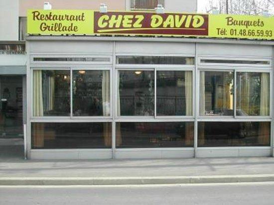 Restaurant Chez David Aulnay Sous Bois