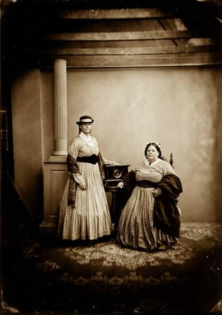 Gibson's Photographic Gallery: Tin Type from Mr. Gibson