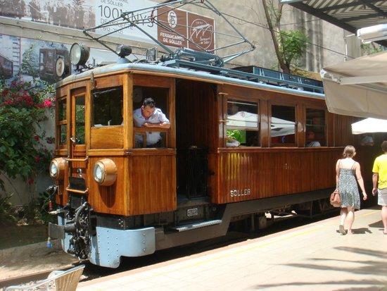Straßenbahn Sóller: Das ist die Grande Senora