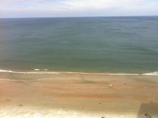 Wyndham Ocean Walk: View from our room