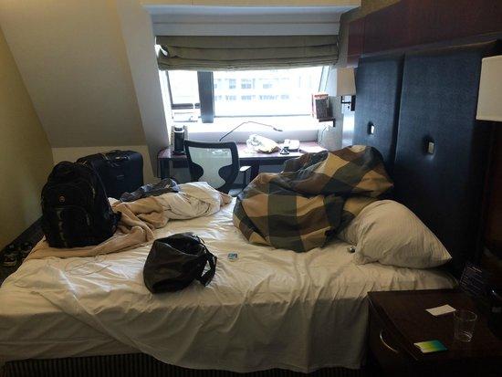 Club Quarters Hotel, Wall Street: PH Room