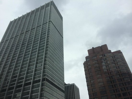 Club Quarters Hotel, Wall Street : Room view