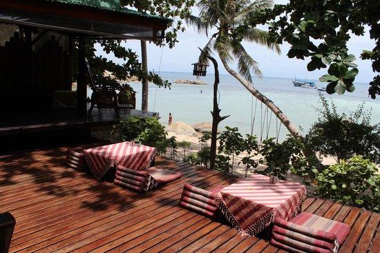 Koh Tao Royal Resort : restaurant