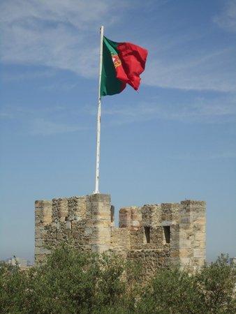 Castillo de San Jorge: Castello