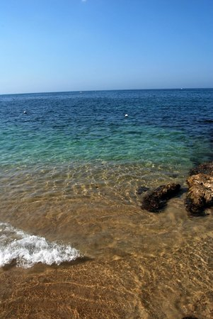 Borgo Egnazia : La Fonte (plage de sable)