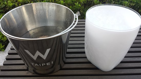 W Taipei: Ice Bucket Challenge