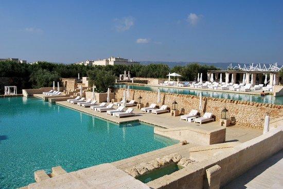 Borgo Egnazia : Corte Pools