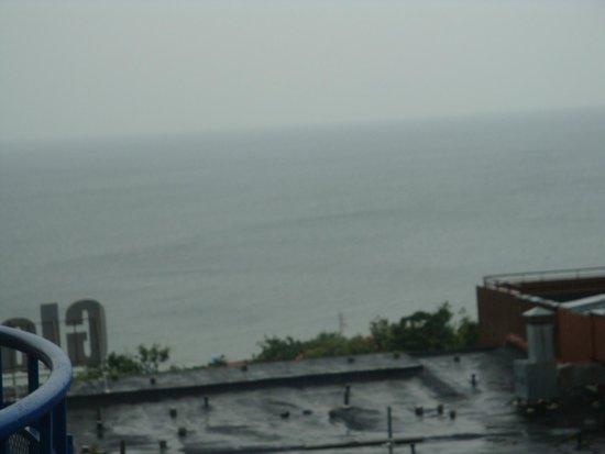 Grifid Hotel Arabella: vue balcon