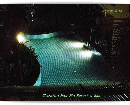 Sheraton Hua Hin Resort & Spa: สระว่ายน้ำ