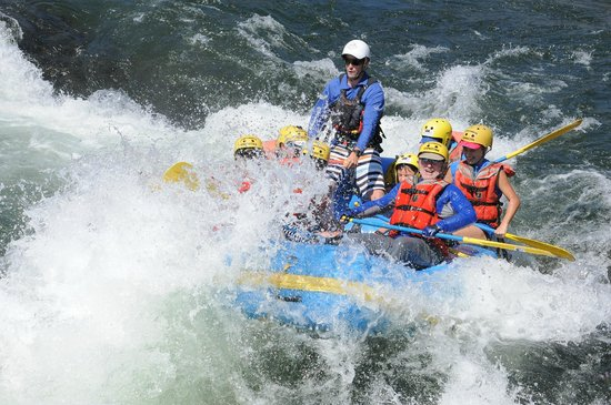 Whitewater Connection Day Tours: Young, old and everyone inbetween