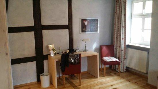 Brauereigasthof Drei Kronen: Zimmer 12