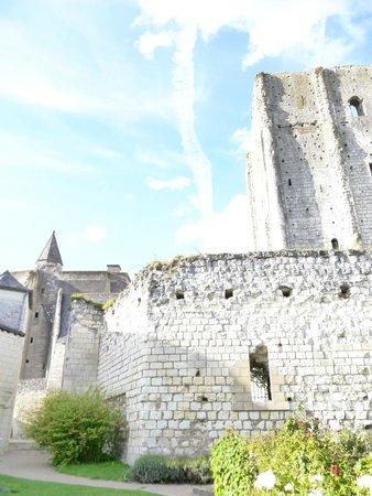 Cité Royale de Loches : Der Donjon der Festungsanlage