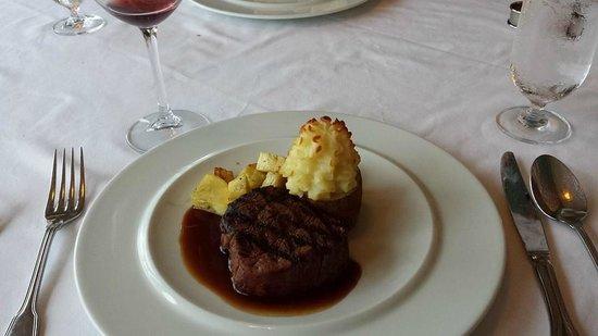 Inn at Herr Ridge Restaurant: Dinner
