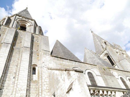 Cité Royale de Loches : Saint-Ours