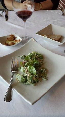 Inn at Herr Ridge Restaurant: Scrumptuous Salad