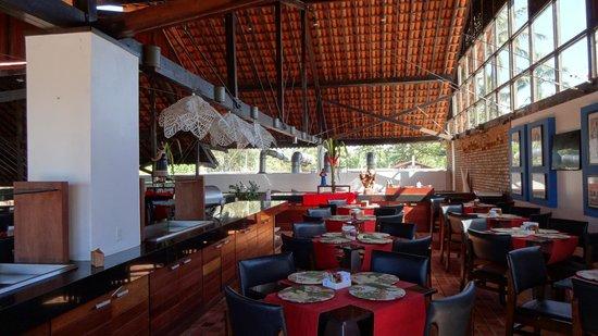 Village Porto de Galinhas: Village Hotel restaurant