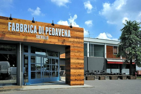 Treviglio, Italia: Fabbrica di Pedavena