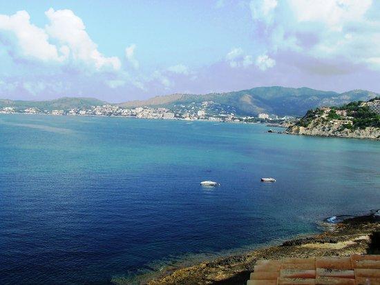 SENTIDO Punta del Mar: View from room balcony