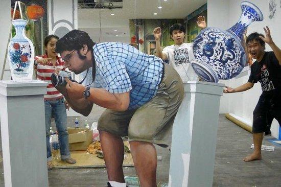 Tour & Incentive Travel : Penang Exotic Museums Tour - Penang Interactive 3D Museum