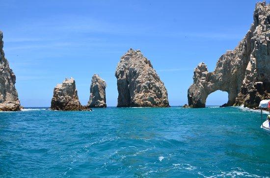 El Arco de Cabo San Lucas : Paseo en bote al arco