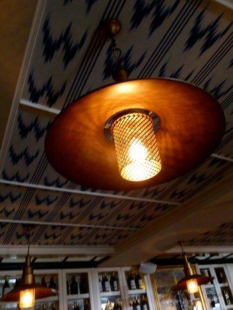 Hotel Cort: intimate light