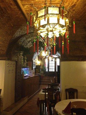 Ristorante cinese bella Shangai