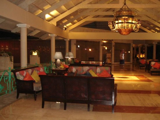 Iberostar Punta Cana: area del lobby and check in/out