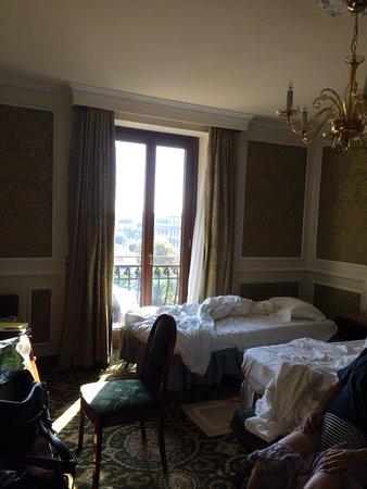 Baglioni Hotel Regina: 部屋