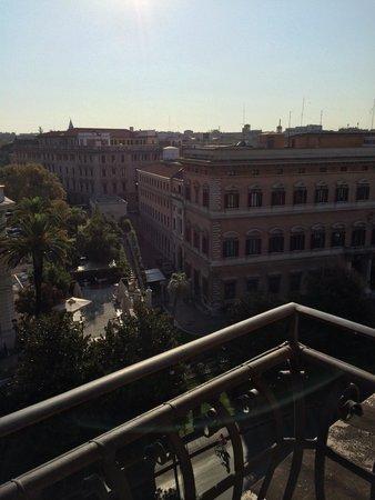 Baglioni Hotel Regina: 窓からの眺め