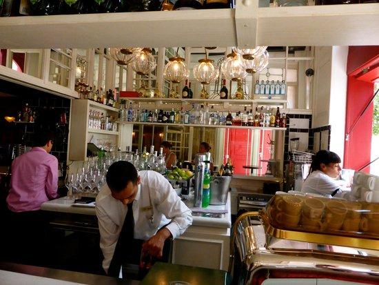 Hotel Cort: bar