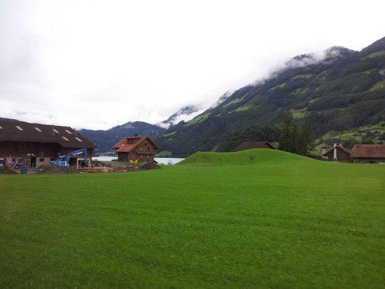 Grindelwald, Switzerland: Paisagem.