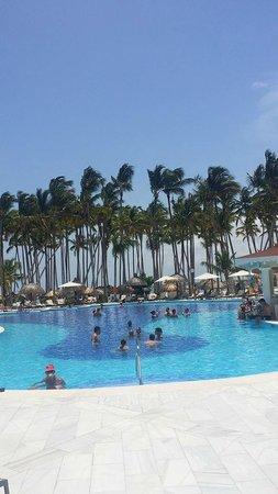 Luxury Bahia Principe Bouganville Don Pablo Collection: Pool view