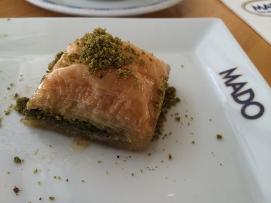 Mado: Turkish sweets