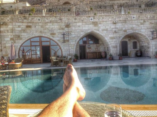 Kayakapi Premium Caves - Cappadocia: PoolTime!