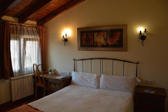 Hotel Itxas Gain Getaria: Chambre simple au 3ème