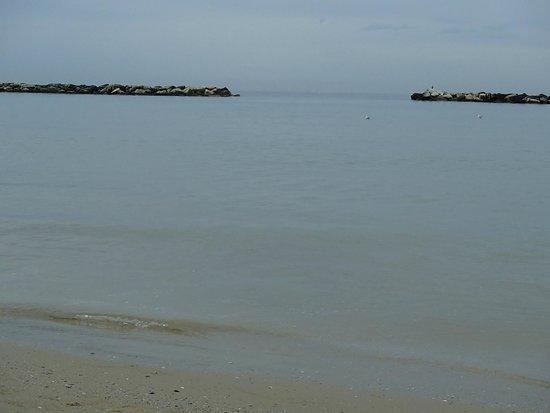 Hotel Cannes: spiaggia convenzionata