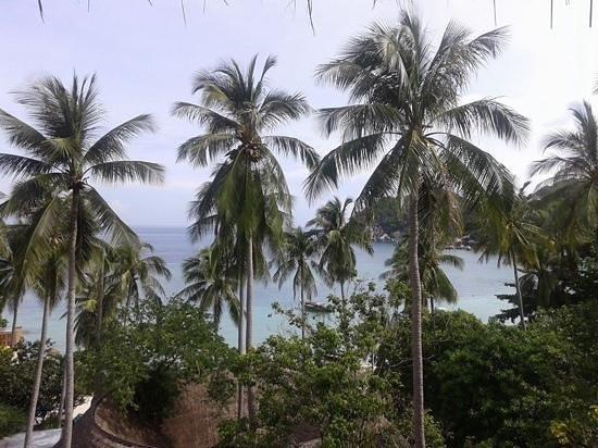 Haadtien Beach Resort: vista dalla stanza 716