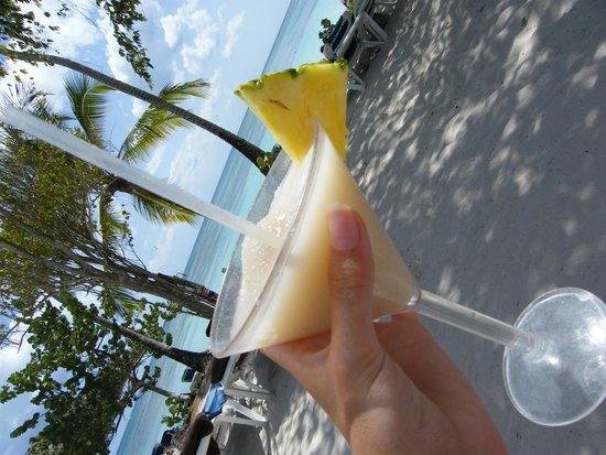 Dreams La Romana : Cocktails were so so nice