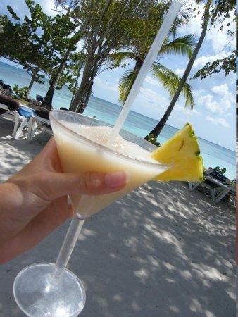 Dreams La Romana Resort & Spa: Cocktails were so so nice