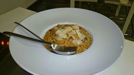 La Palmera Sur : Oxtail risotto